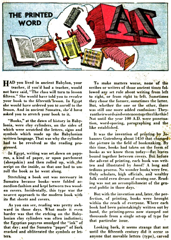 Read online Detective Comics (1937) comic -  Issue #144 - 35