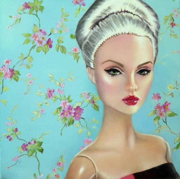 Новозеландская художница. Victoria Heatherbell