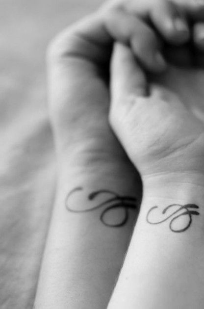 Top Couple Tattoos for Love Birds
