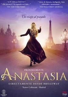 Anastasia, el musical [Teatro Colliseum]