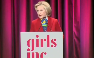 Hillary Clinton: I Hope A 'Wave Of Young Women' Run For Office