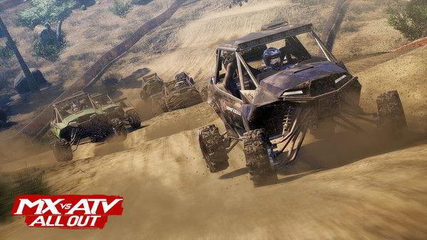 MX vs ATV All Out PC Full Español