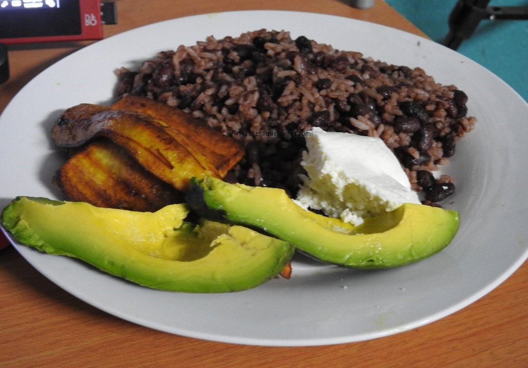 Desayunos de Nicaragua