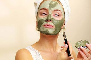 قناع الوجه لتنظيف بشرة الوجه