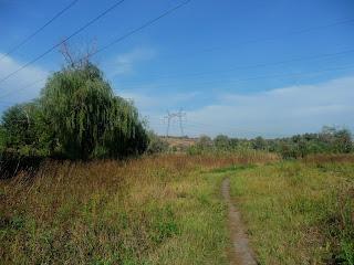 Стежка до селища Клебан-Бик