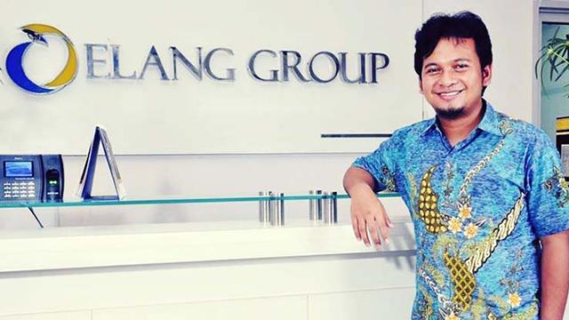 Elang Gumilang : Penjual Donat Jadi Juragan Properti