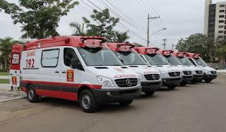 Picuí e mais 29 municípios receberão 33 novas ambulâncias para renovar frota do Samu. Veja a lista
