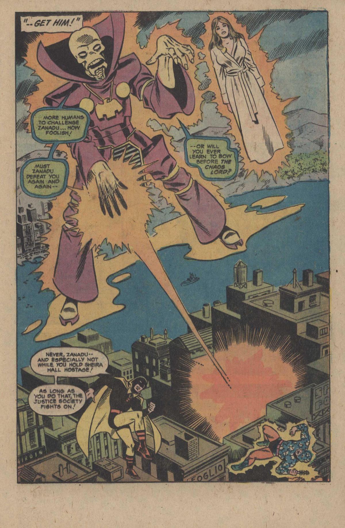 Read online All-Star Comics comic -  Issue #63 - 20