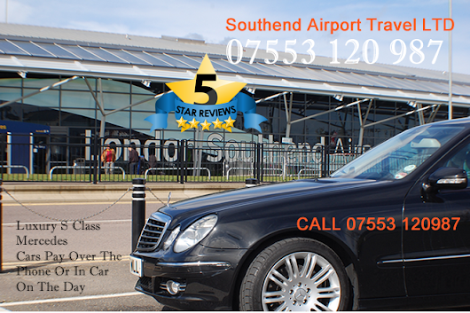 Cost Of A Southend Taxi To Heathrow Airport