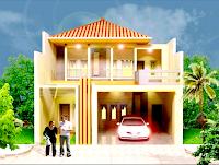 Gambar Rumah Idaman 2 Lantai