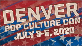 Denver, Colorado  July 3, 4 & 5