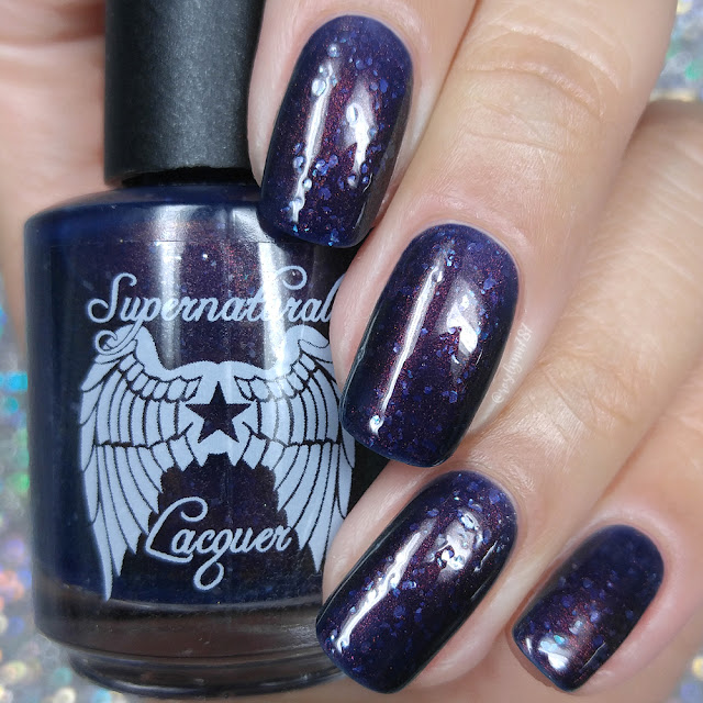 Supernatural Lacquer - What's This?