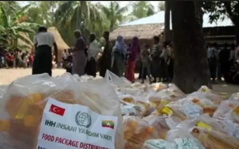Turki Kirimkan 1.000 Ton Bantuan Untuk Muslim Rohingya Di Myanmar