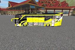 Skin Velg Ban Livery Bus Simulator Indonesia (Bussid) Lengkap