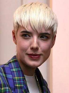 model gaya rambut wanita pendek tomboi 2008