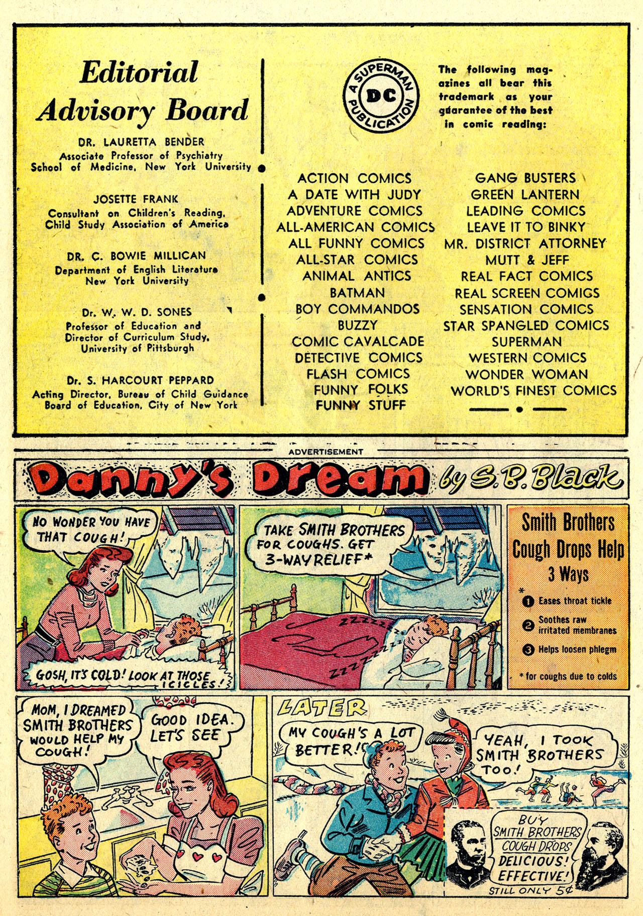 Read online Detective Comics (1937) comic -  Issue #133 - 24