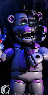 Photo 1- Top best Five nights at freddy's Background/Wallpaper 2019