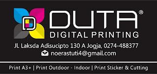 Lowongan Kerja Duta Digital Printing Yogyakarta