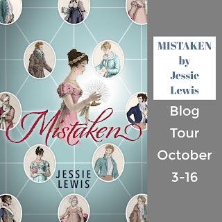Blog Tour: Mistaken by Jessie Lewis