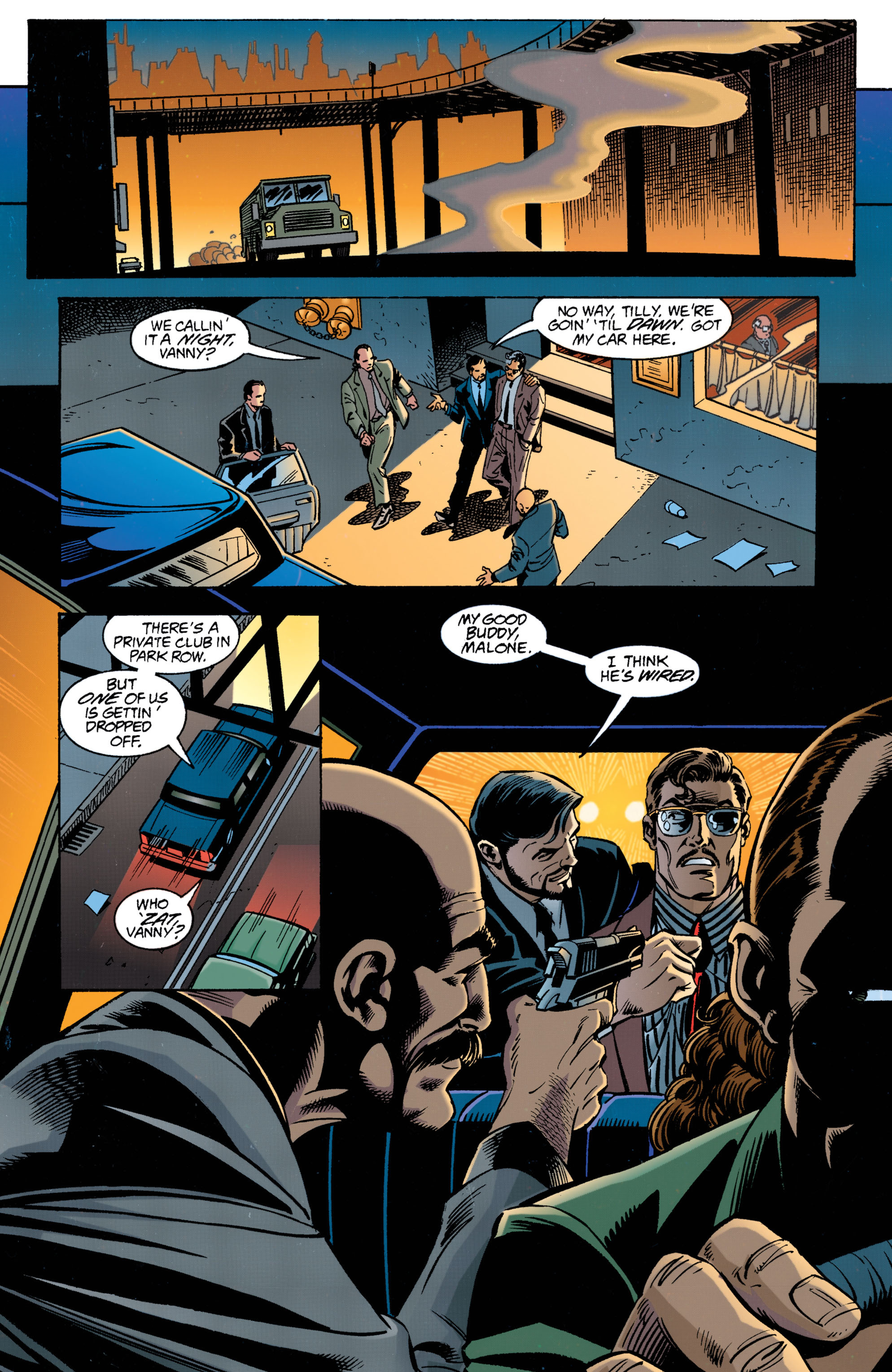Detective Comics (1937) 698 Page 16