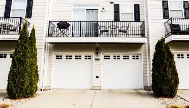 garage door spring repair average cost