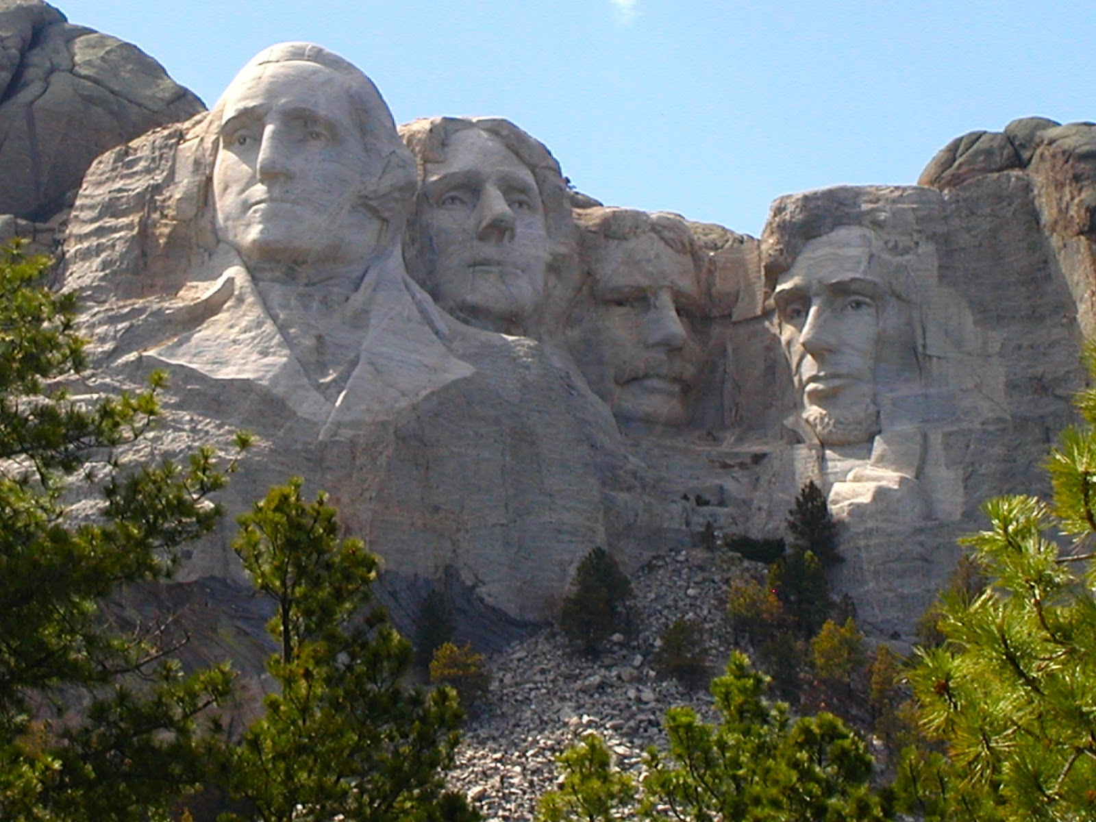 Earthscienceguy Minnesota Geology Monday Mount Rushmore