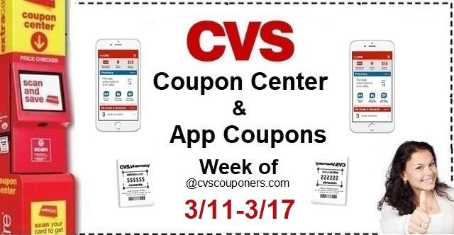 http://www.cvscouponers.com/2018/03/cvs-coupon-center-app-coupons-week-of.html