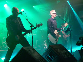 The Mission, Madrid, Wayne Hussey, Craig Adams, Sala But,