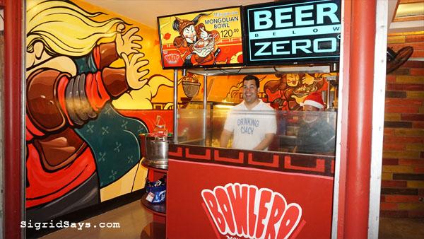 Bowlero Mongolian Bowl - Bacolod restaurants - the drinking coach