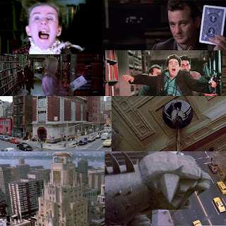 Ghostbusters 1984 screenshots library firehouse building