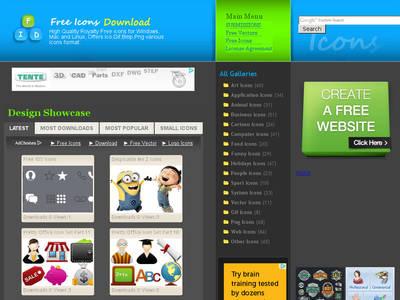 Situs Penyedia Icon Gratis Free Icons Download