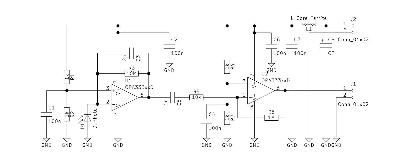 Pleasant Robert Gawron Semiconductor Nuclear Radiation Sensor Part Ii Wiring Database Apannorabwedabyuccorg