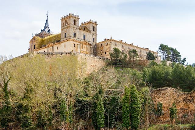 Monasterio de Uclés, el Escorial de la Mancha