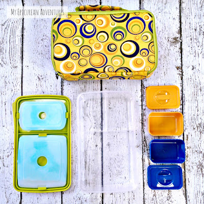 My Epicurean Adventures: Fit & Fresh Bento Kit Review and