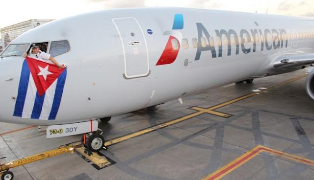 American Airlines operará cinco vuelos diarios hacia La Habana