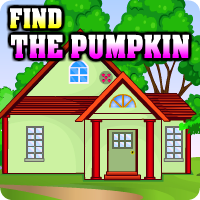 AvmGames Find The Pumpkin Walkthrough