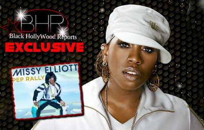 "Missy Elliott Is Back With New SIngle ""Pep Rally"""