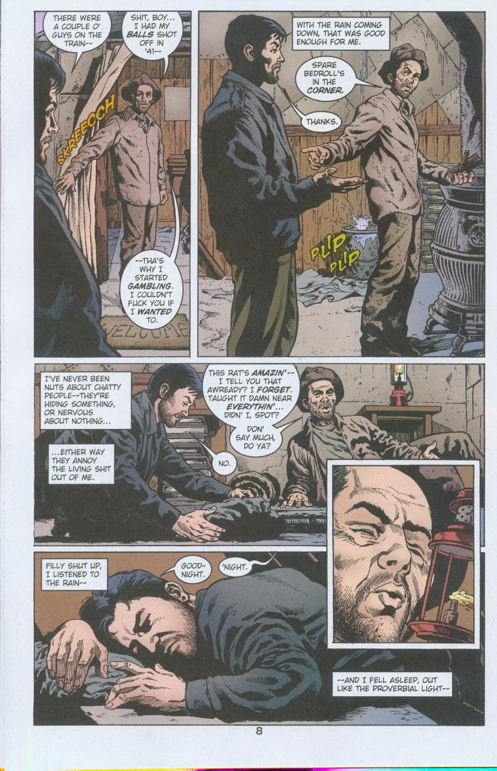 Read online American Century comic -  Issue #22 - 8