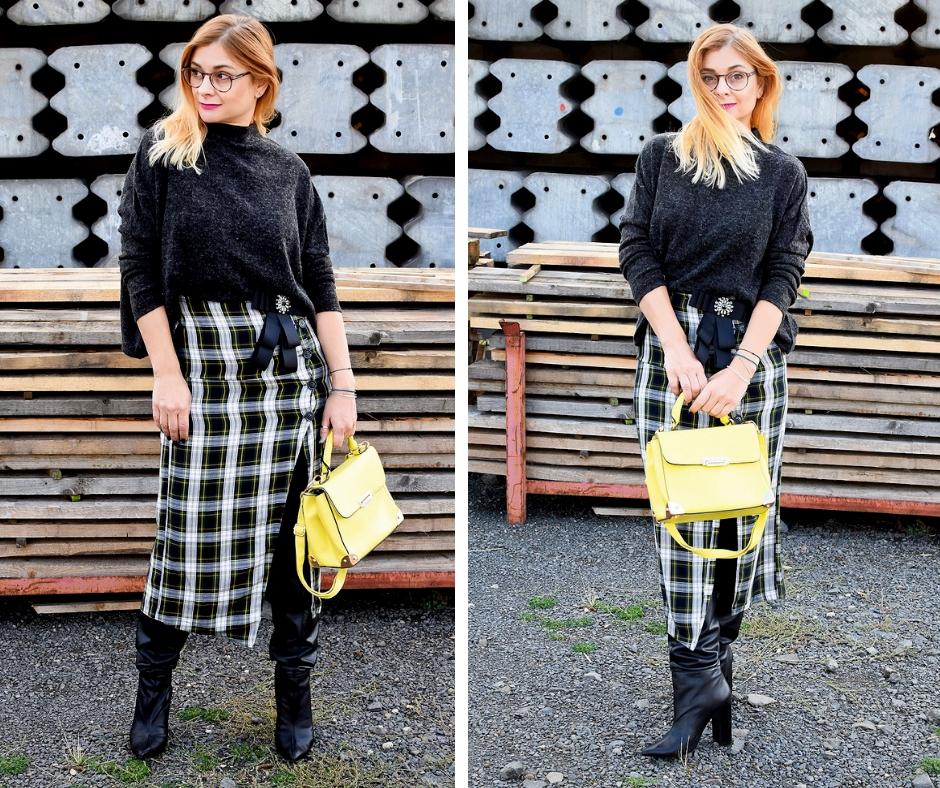 Modetipps für Frauen ab 40, Karorock