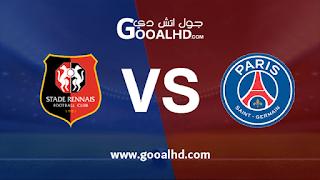 مشاهدة مباراة باريس سان جيرمان ورين بث مباشر بتاريخ 27-01-2019 الدوري الفرنسي
