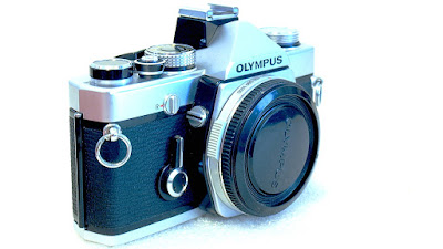 Olympus OM-1n (Chrome) Body #379