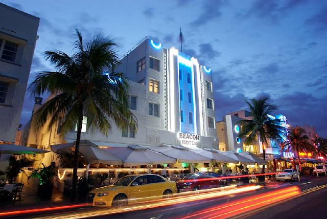 Beacon Hotel em Miami