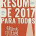 """Leituras - """"Resumo de 2017 para Todos"""""""