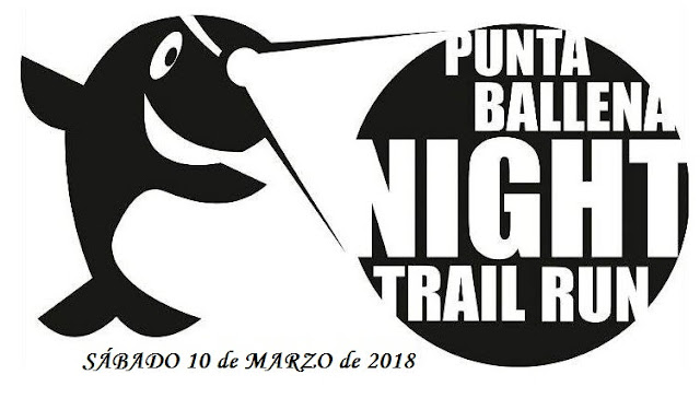 Punta Ballena Night trail run (20k - 8k - Maldonado, 10/mar/2018)