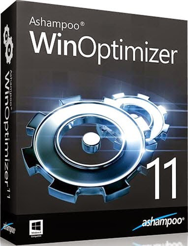 Ashampoo WinOptimizer 11.00.40 Multilingual Full Version