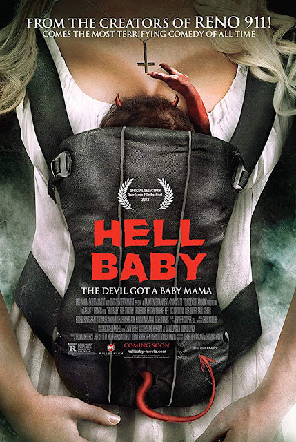 Hell Baby 2013 movie poster