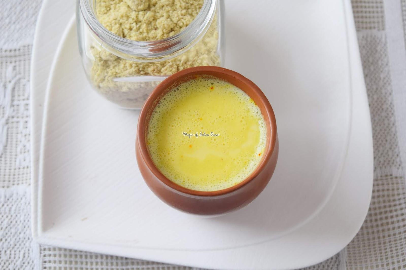 Milk Masala Powder Recipe - दूध मसाला पाउडर रेसिपी - Priya R - Magic of Indian Rasoi
