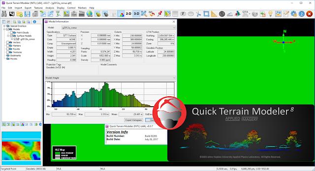 Quick Terrain Modeller v8.0