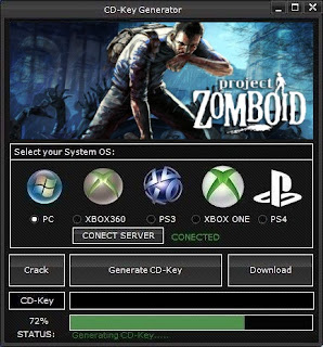 Project Zomboid Key Generator (Free CD Key)