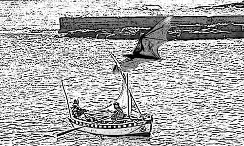 Leyenda de un joven pescador